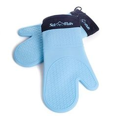 Now here we are going to offer you best quality silicone oven mitts that will protect your hands, and it is easy to use as well as adjustable.