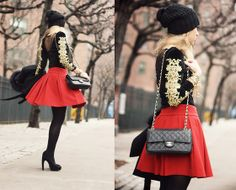 It's Almost Christmas Time! (by Camilla S) http://lookbook.nu/look/4340547-It-s-Almost-Christmas-Time