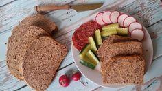 Lenmagos kenyér recept, ami csodát művel az emésztéseddel! Teljes kiőrlésű lenmagos kenyér. Fogyókúrázók, IR diétázók, cukorbetegek diétás reggelije! Cornbread, Banana Bread, Healthy Recipes, Healthy Food, Ethnic Recipes, Desserts, March 6, Free, Vegetable Salad