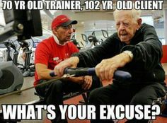 No #excuses allowed. #fitness #motivation #workout