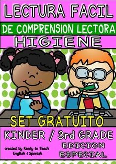 Easy Reading for Reading Comprehension in Spanish - spec.