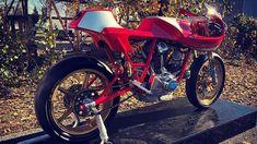 Bilder: Ducati Rino Caracchi Tribute by Stile Italiano Ducati Sport Classic, Ducati Motorcycles, Motorbikes, Racing Bike, Cafe Racers, Ali, Wheels, Vintage, Motorcycles