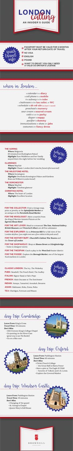 London Guide! #travel #London