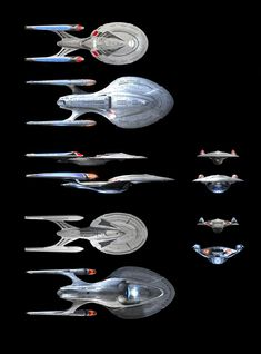 Star Trek: Enterprise E vs Enterprise F