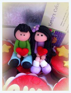 #cupcakes #lima #peru #amor #pareja
