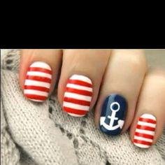 There is a tutorial for these and other cool designs on youtube for cutepolish