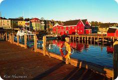 Lunenburg Nova Scotia Canada- one of my favorite places that I've visited. Lunenburg Nova Scotia, Places To Travel, Places To See, East Coast Canada, Ontario, Canadian Travel, Atlantic Canada, O Canada, Prince