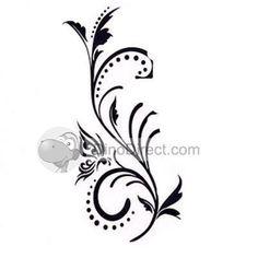 floral pattern tattoo arm - Google Search