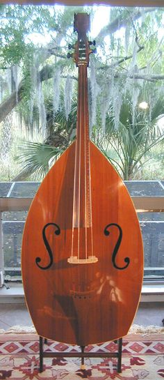 bass fiddle instructable