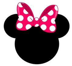 Zapatos Minnie4 Minnie Mouse Stickers Mickey Mouse Art Minnie Mouse First Birthday