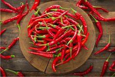 Comer pimenta afasta problemas de saúde e se vive mais.