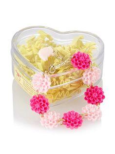 Bottleblond Jewels Light Pink/Hot Pink Carnival Flower Bracelet, http://www.myhabit.com/redirect/ref=qd_sw_dp_pi_li?url=http%3A%2F%2Fwww.myhabit.com%2Fdp%2FB00J2PTAJQ%3Frefcust%3DB5J3G6ID3MBVC4GUZWUG5Q4NFM