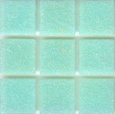 "Brio 3/4"" Glass Tile ""Cool Breeze"""