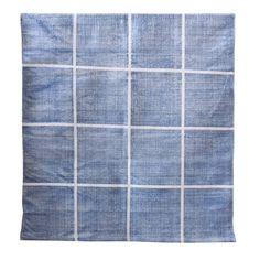 Tapis Scandinave en coton lavé de la marque Suedoise Tell Me More