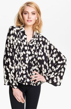 Great new DVF blouse