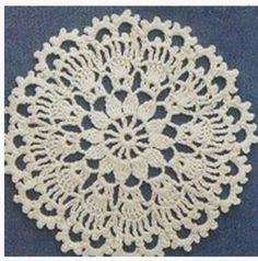 Ivelise Feito à Mão: Crochê Decorativo