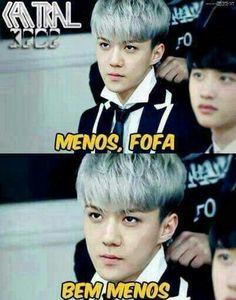 #EXO #SeHun  #Memes  Kkkkkkkkk
