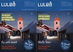 https://flic.kr/p/Fm5dbg | Luleå, the destinations of Swedish Lapland, winter, spring-winter 2015-2016_1; Norrbotten, Sweden | tourism travel brochure | by worldtravellib World Travel library