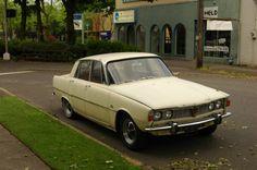 1968 Rover TC 2000.