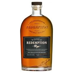 Purchase this Redemption Rye Whiskey online. Get the perfect gift for Bourbon lovers delivered right to your door.