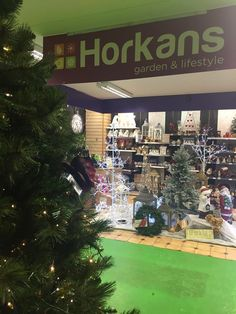Horkans Galway is getting ready for Christmas!