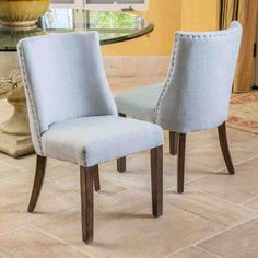 Cheap Fabric Dining Chairs