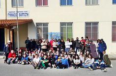 ΓΝΩΜΗ ΚΙΛΚΙΣ ΠΑΙΟΝΙΑΣ: Επίσκεψη του Ε.Ε.Ε.Ε.Κ Κιλκίς στο Γυμνάσιο Βαπτιστ...