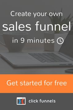 ClickFunnels - Sell More Stuff Profitably Marketing Digital, Mobile Marketing, Marketing Visual, Marketing Trends, Facebook Marketing, Content Marketing, Internet Marketing, Online Marketing, Marketing Training