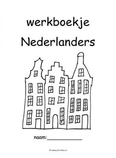 House Quilt Patterns, House Quilts, Dutch Language, Delft, Spelling, Amsterdam, Homeschool, Teaching, Perth