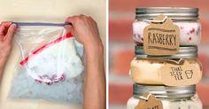 Erstat sukkeret med sukrin, brug fløde fremfor half/half og så er det LCHF :D