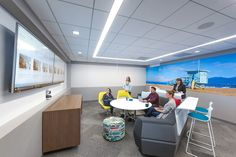 A Tour of DLR Group's New Los Angeles Office - Officelovin'
