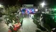 Noches,de show en arena blanca