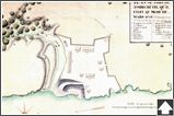 Fort Tombecbe (or Tombecbee), in Sumter County, was one of four forts built by France in the early 18th century. It was established to protect France's holdings from westward expansion by the British into the French colony of Louisiana.