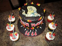 Iron Maiden Chips Dips Chains Whips Pinterest Birthday