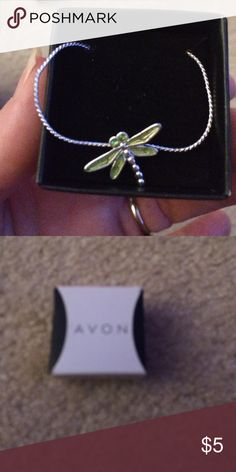 Avon dragonfly necklace Brand new in box Avon Jewelry Necklaces