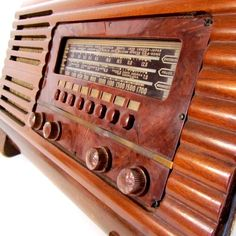 antique tube radio    .....................Please save this pin.   .............................. Because for vintage collectibles - Click on the following link!.. http://www.ebay.com/usr/prestige_online