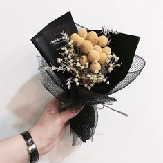 #flower How To Wrap Flowers, Flowers For You, How To Preserve Flowers, Beautiful Flowers, Dried Flower Bouquet, Diy Bouquet, Dried Flowers, Beautiful Flower Arrangements, Floral Arrangements