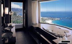 Bathroom Beach View