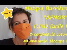 Tutorial easy mask barrier type afnor 3 layers in a single cut! Youtube Banner Backgrounds, Youtube Banners, Coin Couture, Couture Sewing, Quilting Projects, Sewing Projects, Christmas Crochet Blanket, Youtube Logo, Youtube Youtube