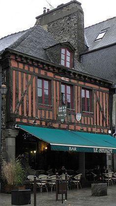 Maison de la Croix Verte Dol-de-Bretagne (France)