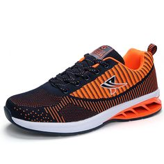 31.83$  Watch now - http://ali2ar.shopchina.info/1/go.php?t=32802597309 - Best Selling Men Running Shoes Men Running Shock Absorption Boys Athletic Trainers Summer Men Sneakers Blue Man Shoes Training 31.83$ #buychinaproducts