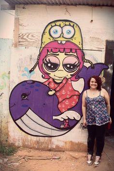 Graffiti sonhos possíveis