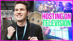HOSTING ON TV AT NCS YES LIVE