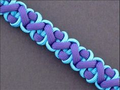 Paracord-Projects-How-To-Make-Paracord-Bracelets More
