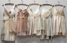 Custom Bridesmaids Dresses. $150.00, via Etsy.