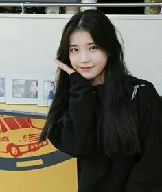 "awww ""iu"" Kpop Girl Groups, Kpop Girls, Korean Celebrities, Celebs, Korean Girl, Asian Girl, Korean Actresses, Korean Outfits, Ulzzang Girl"