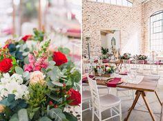 Joyous Jewel Tone Winter Wedding by Dust and Dreams Photography Dream Photography, Bride Look, Jewel Tones, Celebrity Weddings, Contemporary, Modern, Elegant Wedding, Tablescapes, Dreams