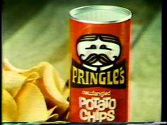 Little House On The Prairie - 1976 Pringle's Sponsor Bumper