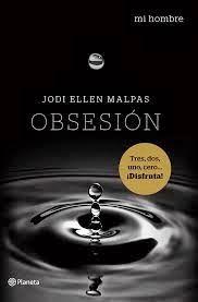 """Muero por los libros: """"Obsesión"""" (Mi hombre #2) – Jodi Ellen Malpas"""