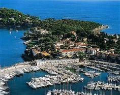 Port of Saint-Jean-Cap-Ferrat, Cote d'Azur